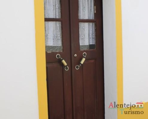 Porta tradicional - Alcarias - Capital dos cata-ventos - concelho de Ourique