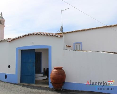 Casa tradicional - Alcarias – capital dos cata-ventos – concelho de Ourique
