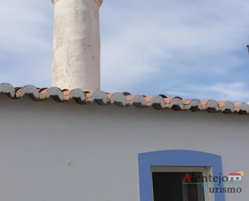 Chaminé - Casa tradicional - Alcarias – capital dos cata-ventos – concelho de Ourique
