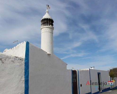 Chaminé tradicional - Alcarias - Capital dos cata-ventos - concelho de Ourique