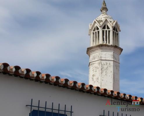 Chaminé - Alcarias - Capital dos cata-ventos - concelho de Ourique