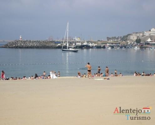 Praia Vasco da Gama - Concelho de Sines