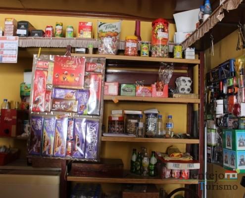 Os produtos da taberna - Taberna do Manel – Conceição – Concelho de Ourique