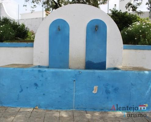 Fonte de água - Aldeia dos Elvas - Concelho de Aljustrel