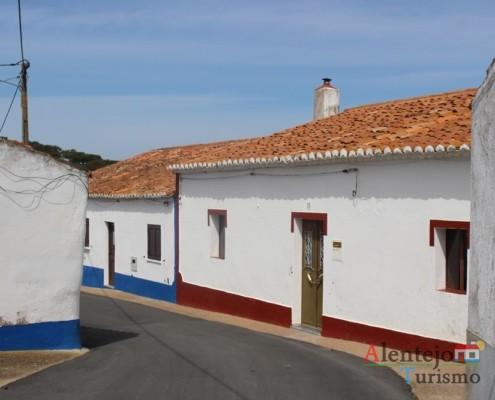 Casa tradicional do Alentejo - Aldeia dos Elvas - Concelho de Aljustrel