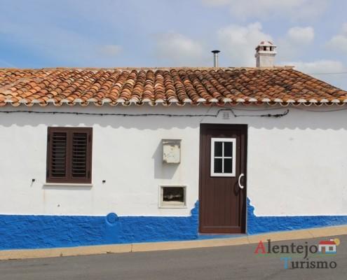 Casa tradicional - Aldeia dos Elvas - Concelho de Aljustrel