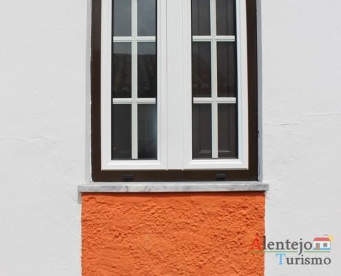 Janela - Casa tradicional do Alentejo - Aldeia dos Elvas - Concelho de Aljustrel