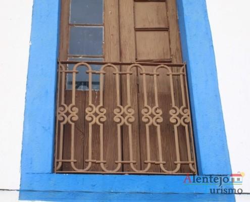 Janela tradicional - Conceição – Concelho de Ourique