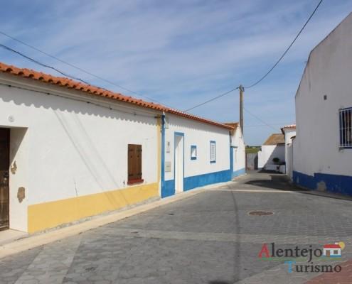 Rua tradicional - Conceição – Concelho de Ourique
