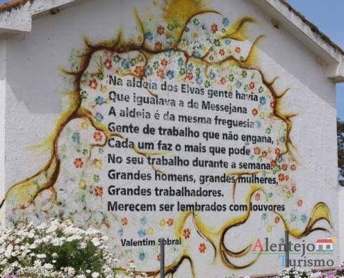 Poemas - Escola primária – Aldeia dos Elvas – Concelho de Aljustrel