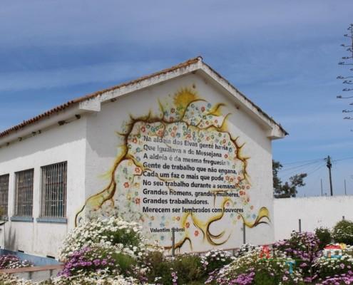 1º ciclo - Escola primária – Aldeia dos Elvas – Concelho de Aljustrel