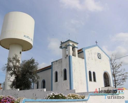 Igreja da Aldeia dos Elvas – Concelho de Aljustrel