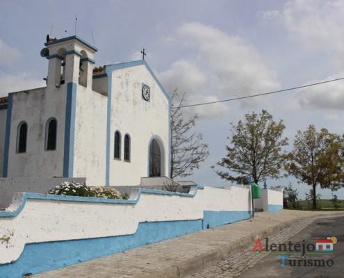 Simplicidade - Igreja da Aldeia dos Elvas – Concelho de Aljustrel