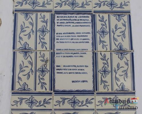 Poemas - Poço de Alcarias – Concelho de Ourique