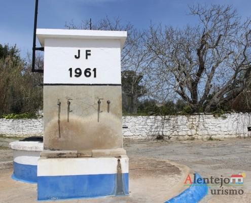 Importância da água para memória futura - Poemas - Poço de Alcarias – Concelho de Ourique