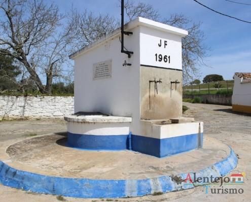 Lavadouro público - Poço de Alcarias – Concelho de Ourique