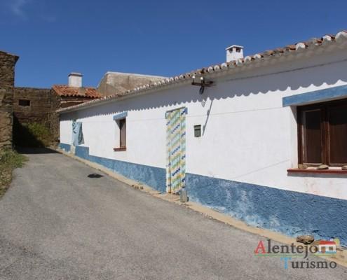 Casa alentejana - Grandaços – Concelho de Ourique – Alentejo
