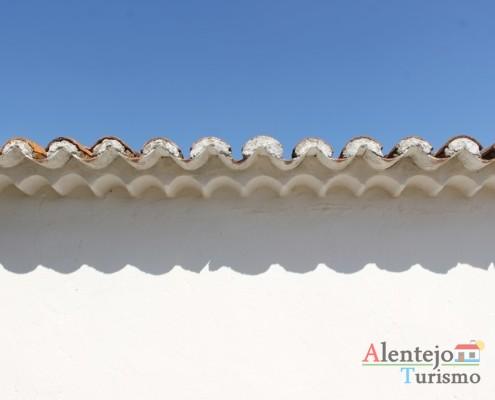 Beiral do telhado - Grandaços – Concelho de Ourique – Alentejo