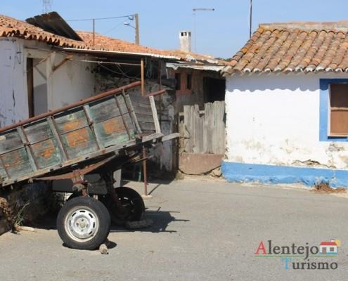 Carroça - Museu vivo – Grandaços – Concelho de Ourique - Alentejo