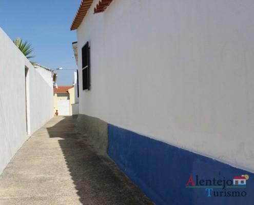 Rua - Grandaços - Concelho de Ourique - Alentejo