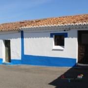 Casa alentejana caiada - Museu vivo – Grandaços – Concelho de Ourique - Alentejo