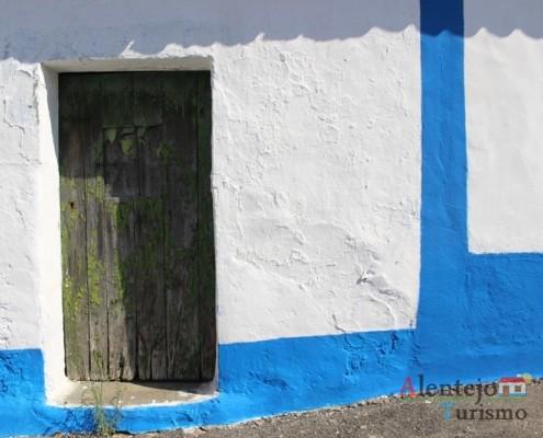 Casa alentejana - Museu vivo – Grandaços – Concelho de Ourique - Alentejo