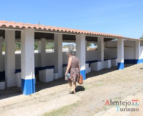 O lavadouro - Ida ao poço – Grandaços – Ourique - Alentejo