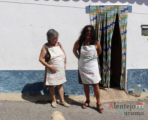 Ê cá nasci no Alentejo - Maria Vitória Nobre - Grandaços – Ourique - Alentejo