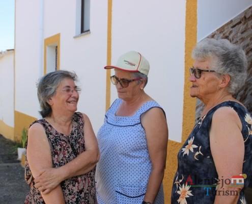 Gentes alentejanas - Museu vivo – Grandaços – Concelho de Ourique - Alentejo
