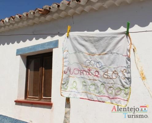 Avental alentejano - Grandaços – Ourique - Alentejo