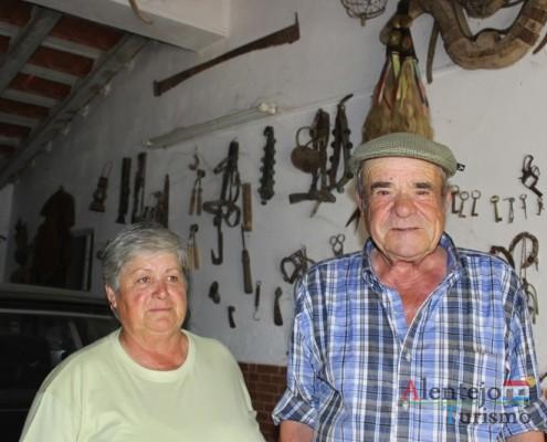 Gentes - Museu vivo – Grandaços – Concelho de Ourique - Alentejo