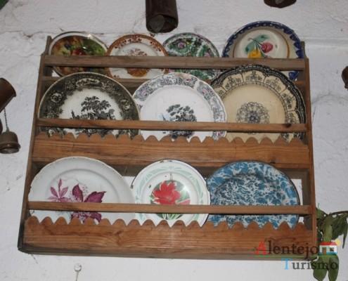 Escaparate - Museu em casa – Grandaços - Ourique - Alentejo
