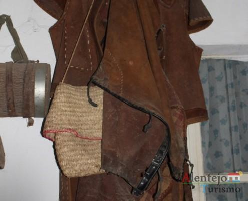 Balsa; safões, pelico - Museu em casa – Grandaços - Ourique - Alentejo