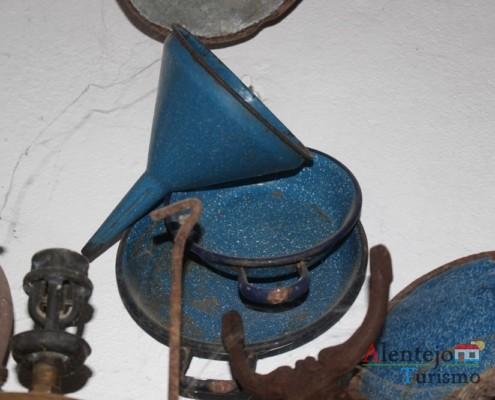 Funil e certãs - Museu em casa – Grandaços - Ourique - Alentejo