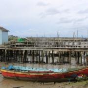 Barco - Cais Palafítico da Carrasqueira – Concelho de Alcácer do Sal – Alentejo