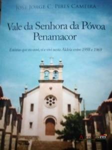 Vale da Senhora da Póvoa, Penamacor – livro de José Jorge Cameira