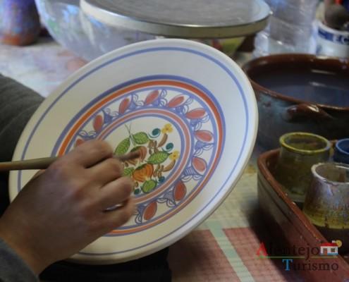 Museu da olaria - Olaria Patalim – São Pedro do Corval – Concelho de Reguengos de Monsaraz - Alentejo