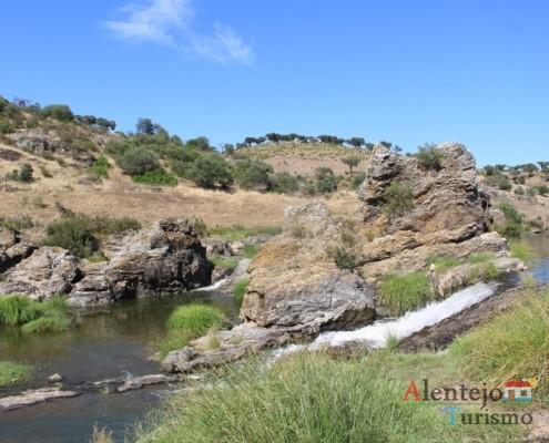 Porto de Santo Amador – Concelho de Moura - Alentejo
