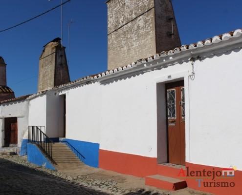Casas de São Pedro do Corval - Concelho de Reguengos de Monsaraz – Alentejo