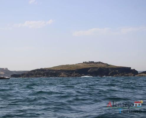 Ilha do Pessegueiro; Porto Covo; Concelho de Sines; Parque Natural do Sudoeste Alentejano e Costa Vicentina; Alentejo