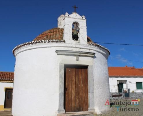Capela de Santa Ana; Safara; Concelho de Moura; Alentejo
