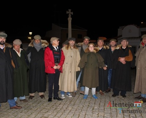 Cantar os Reis; Grupo de cantar os Santos Reses; Barbacena; Concelho de Elvas; Alentejo; AlentejoTurismo