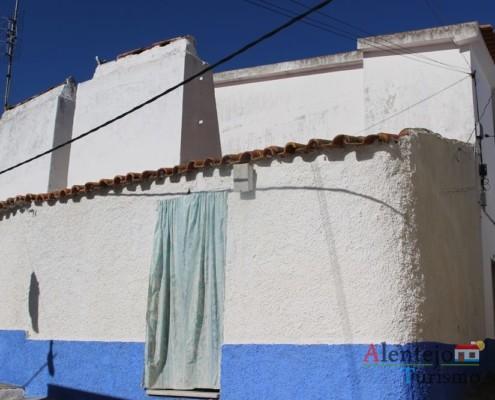 Casa tradicional; Terrugem; Concelho de Elvas; Alentejo; AlentejoTurismo