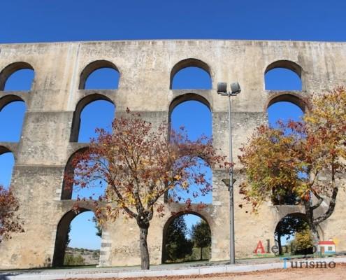 Aqueduto da Amoreira; Património Mundial da Humanidade; UNESCO; Concelho de Elvas; Alentejo; AlentejoTurismo