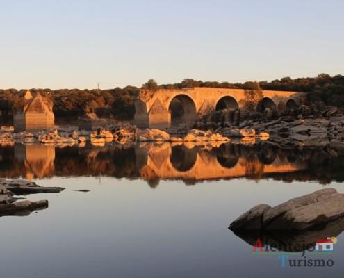 Ponte da Ajuda; Concelho de Elvas; Alentejo; AlentejoTurismo