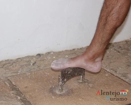 Rapa-pés - Pé rapado - Alentejo