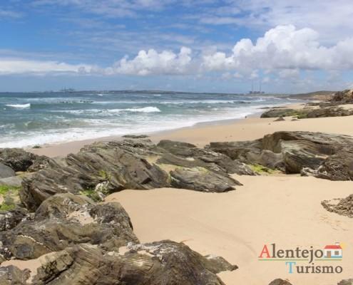 A praia mais secreta do Mundo; Praia dos Canudos; Sines; Alentejo