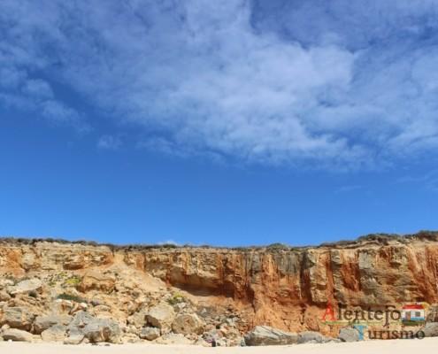 A mais secreta praia do Mundo; Praia dos Canudos; Sines; Alentejo