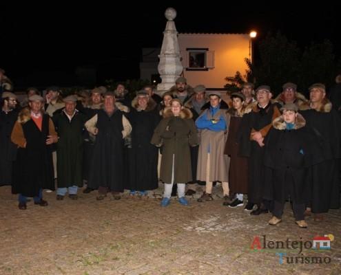 Cantar dos Santos Reses; Cantar os Reis; Barbacena; Concelho de Elvas; Alentejo