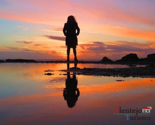 Guida Brito: escrevente e fotógrafa do AlentejoTurismo, foi considerada uma das 20 mulheres revelação em 2020 - The best of 2020 - Revista Liderança no Feminino